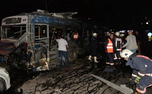 Посольство РФ в Турции не располагает данными о россиянах, пострадавших в результате взрыва в Анкаре